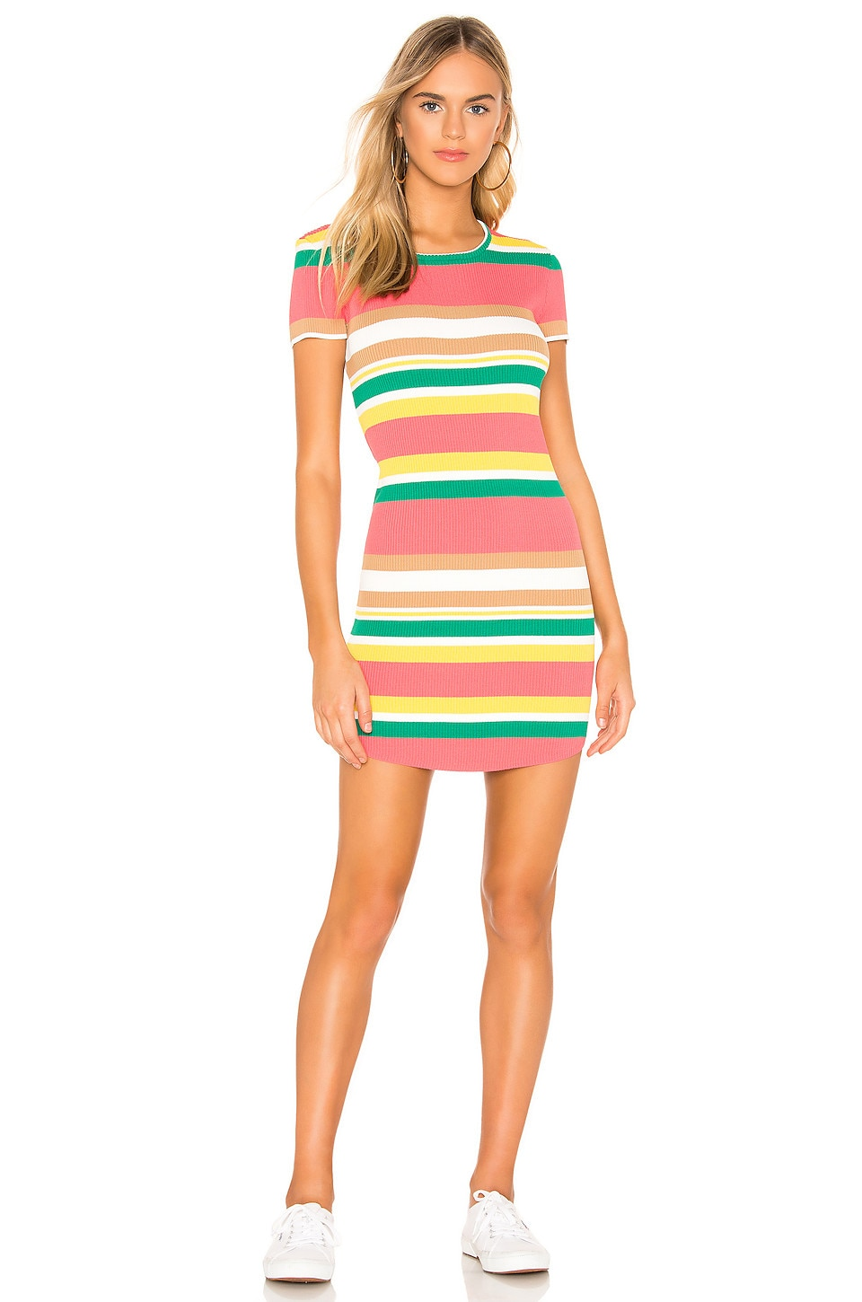 Callahan Fen Dress in Multi