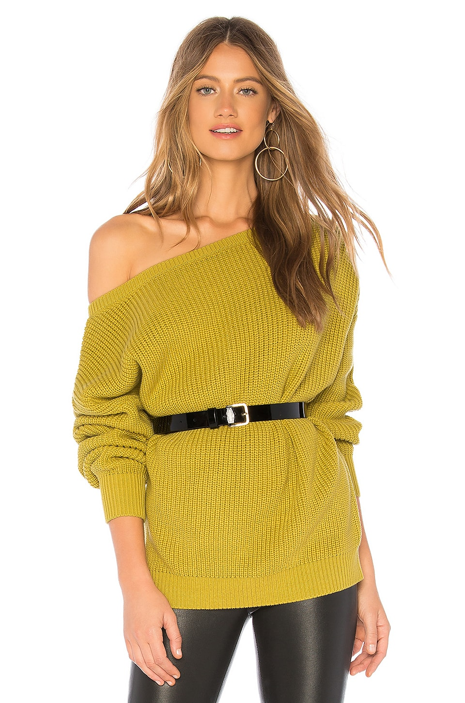 CALLAHAN Jonna Sweater in Olive
