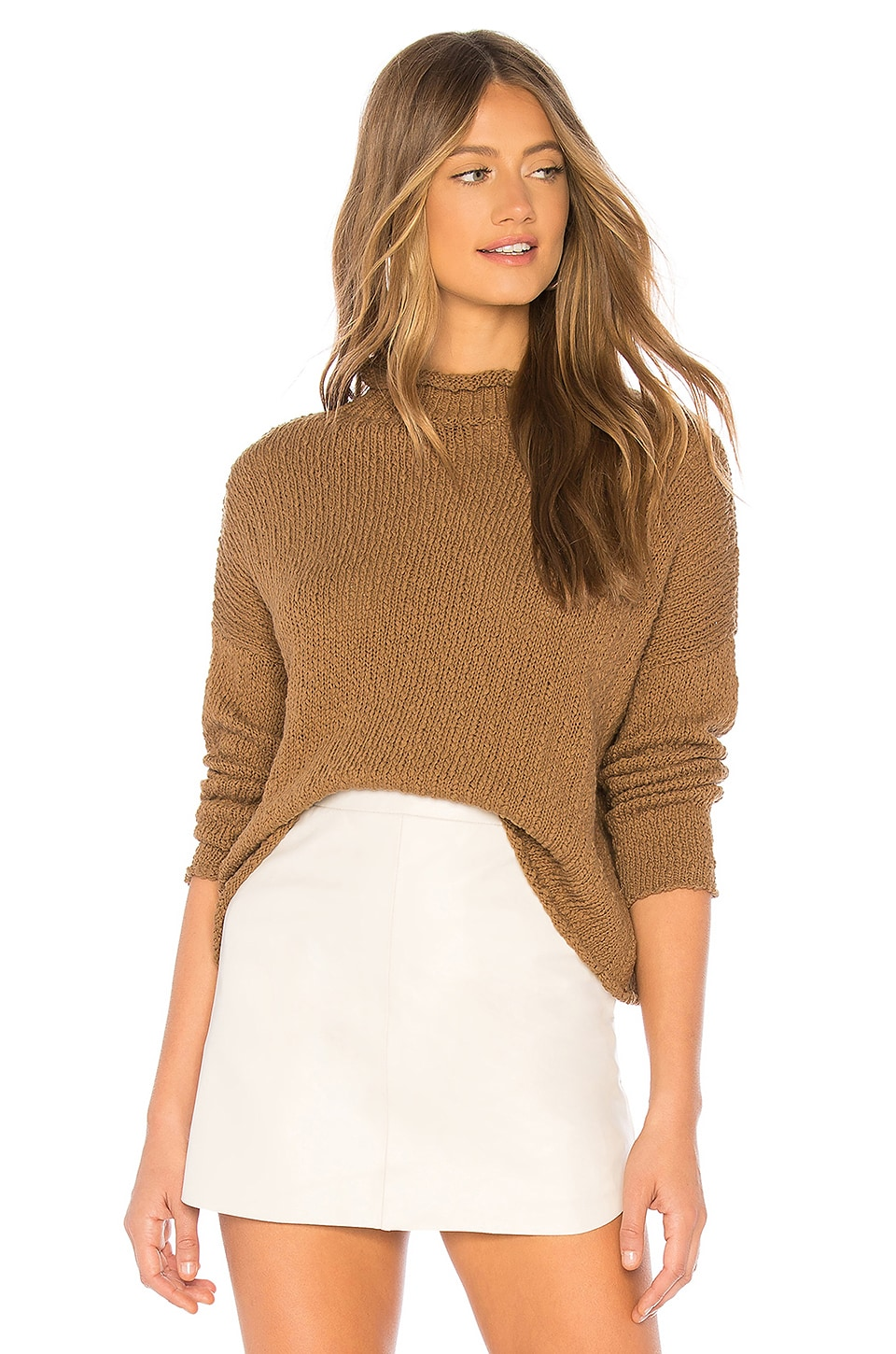 CALLAHAN Liva Sweater in Brown