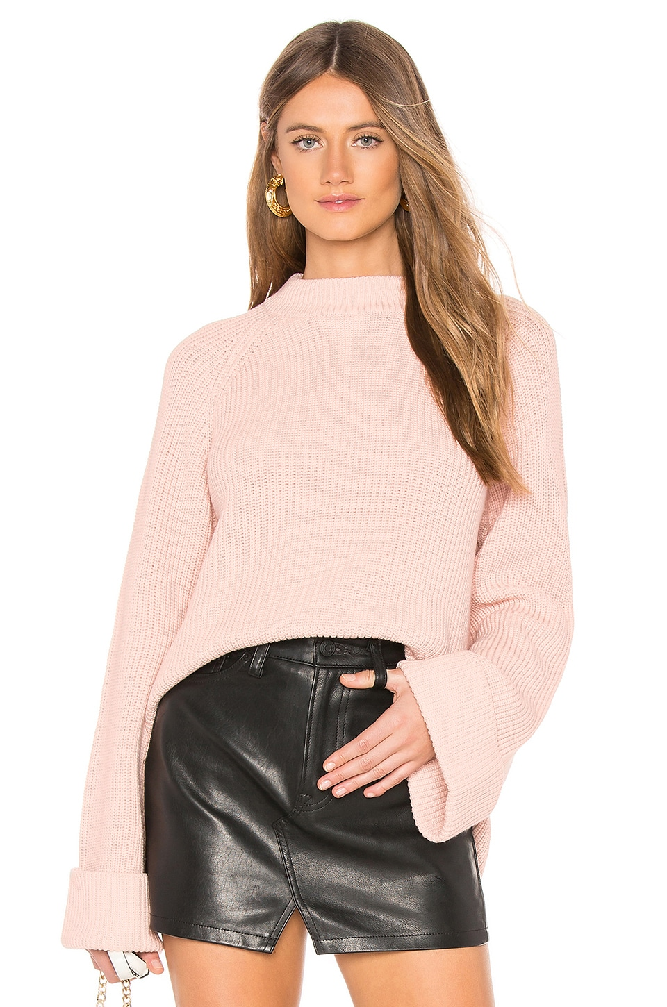 CALLAHAN Ila Sweater in Blush