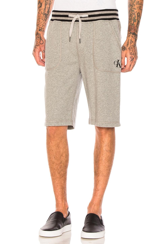 Reissue Tipping Waistband Shorts by Calvin Klein