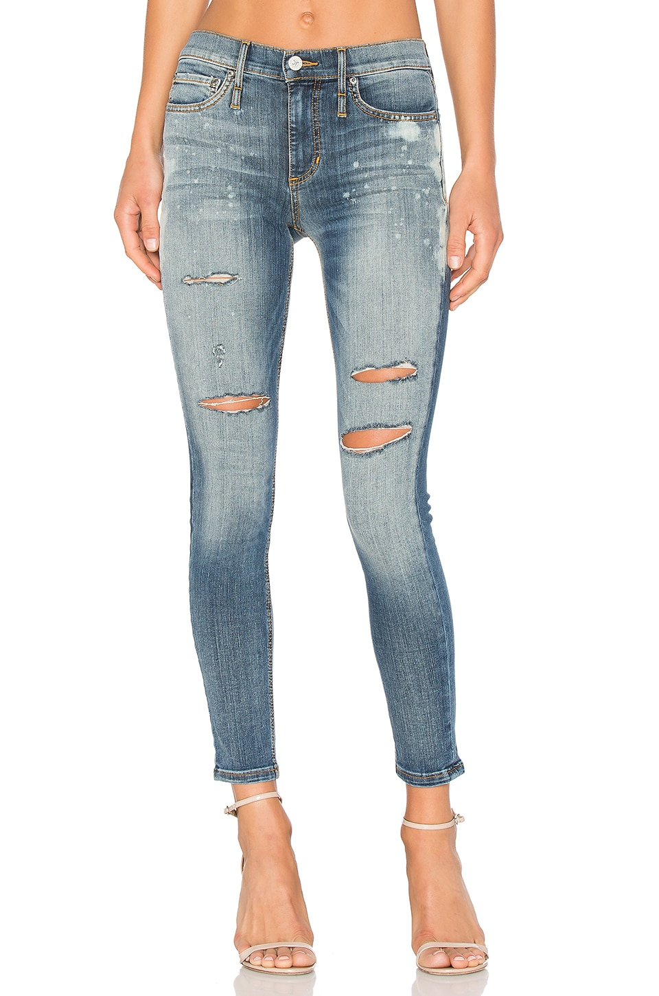 Higher Love Jeans by Calvin Rucker
