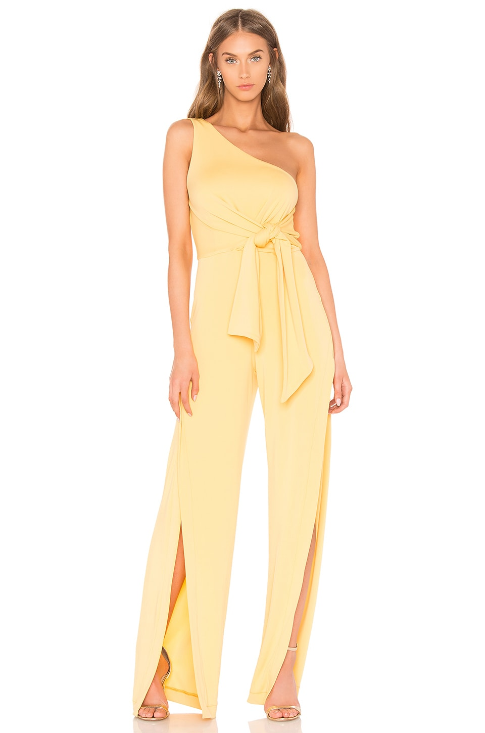 C/MEO Recollect Jumpsuit in Honey