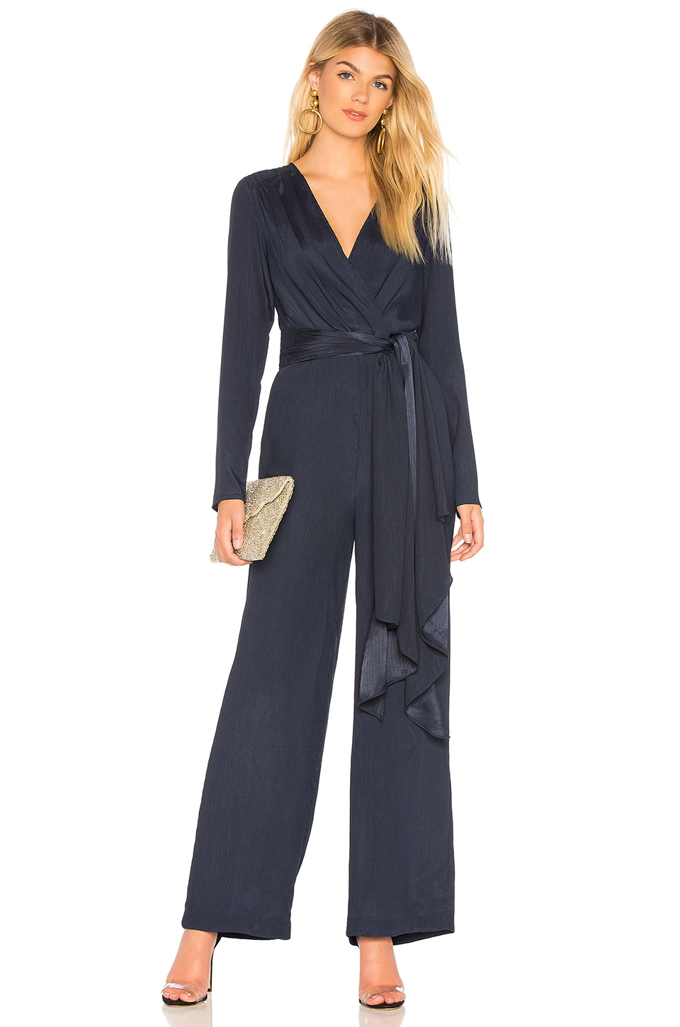 C/MEO Eminence Jumpsuit in Navy