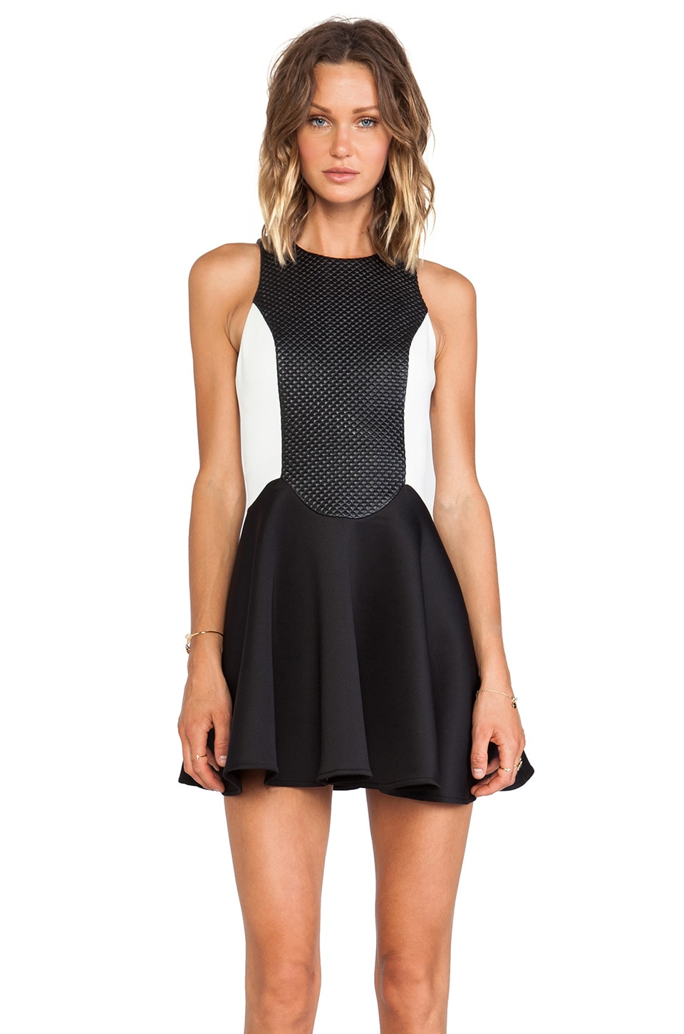 C/MEO The Better Dress in Black