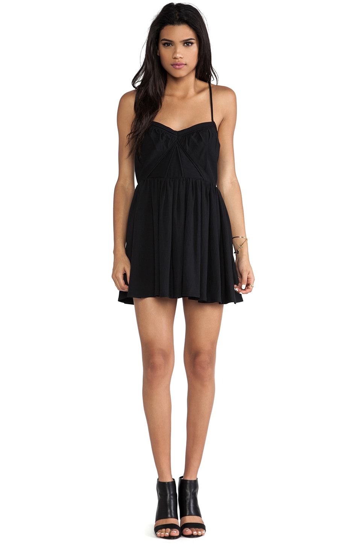 C/MEO VCR Dress in Black