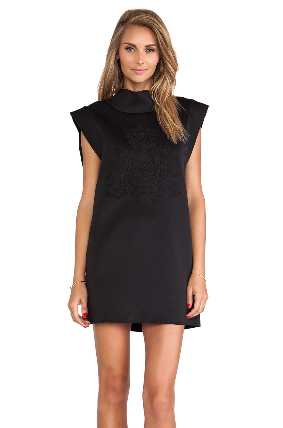 C/MEO Uprising Dress in Black