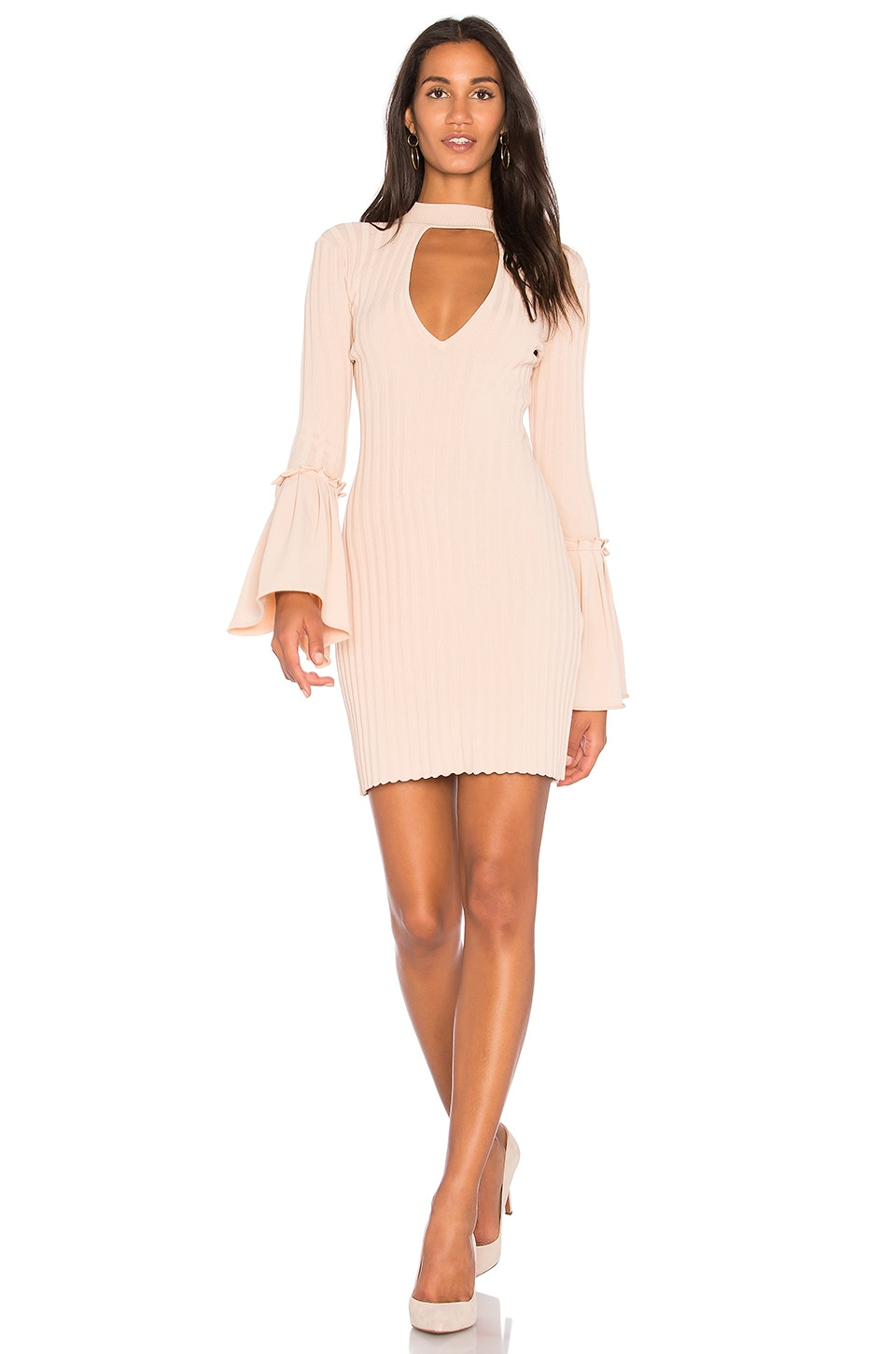 Mind Reader Knit Dress by C/MEO
