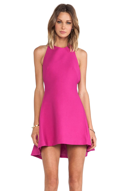 C/MEO Slow Cruel Dress in Rose Violet