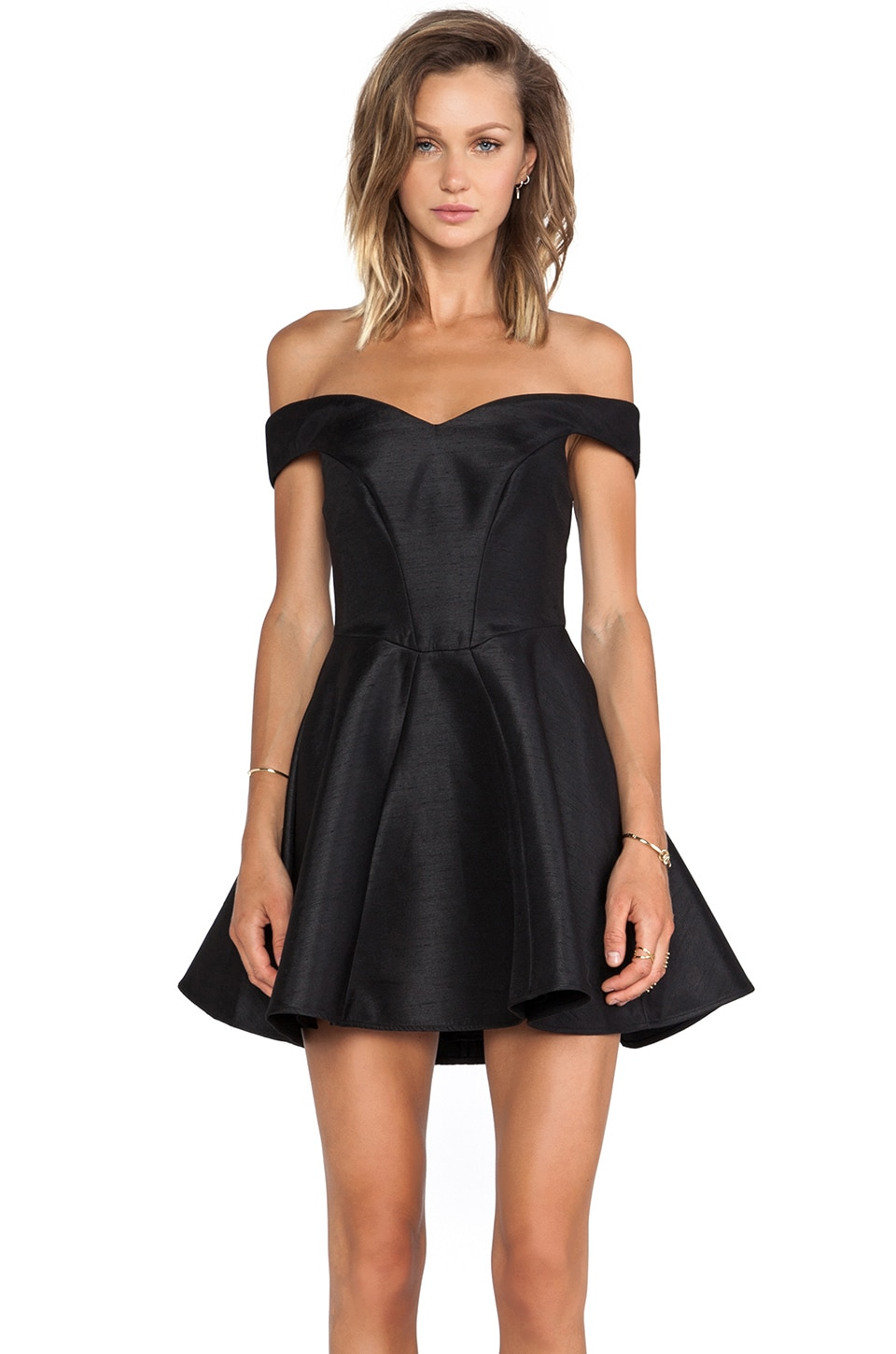 C/MEO Your Song Dress in Black