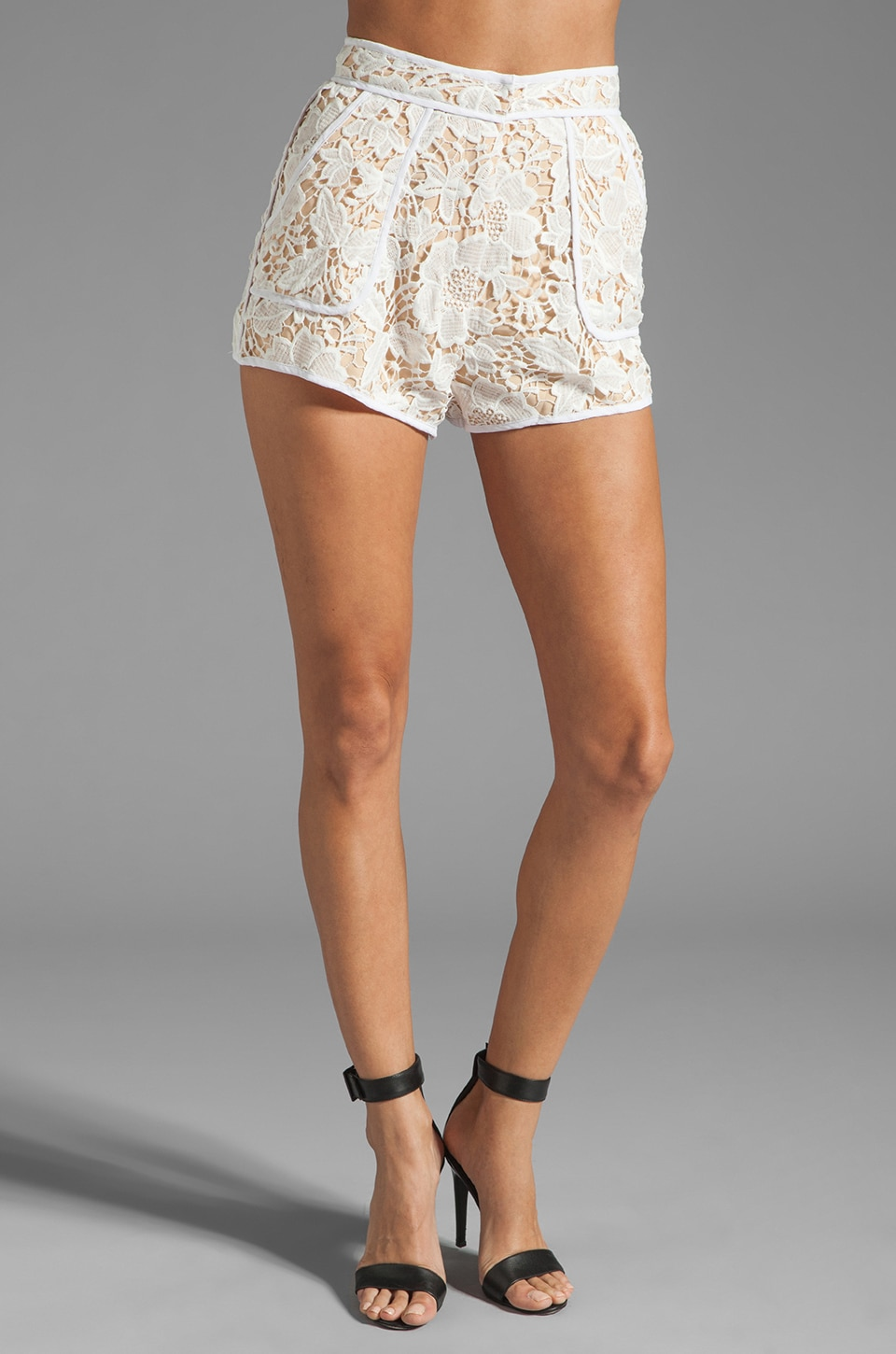 C/MEO Brakelight Short in Ivory