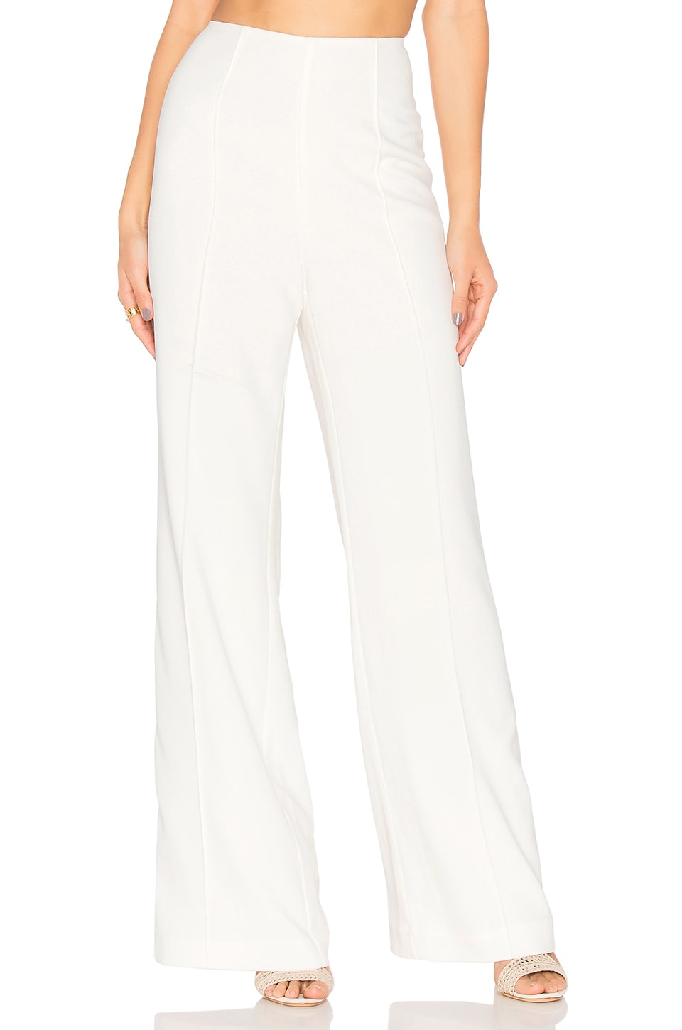 C/MEO Flawless Pant in Ivory