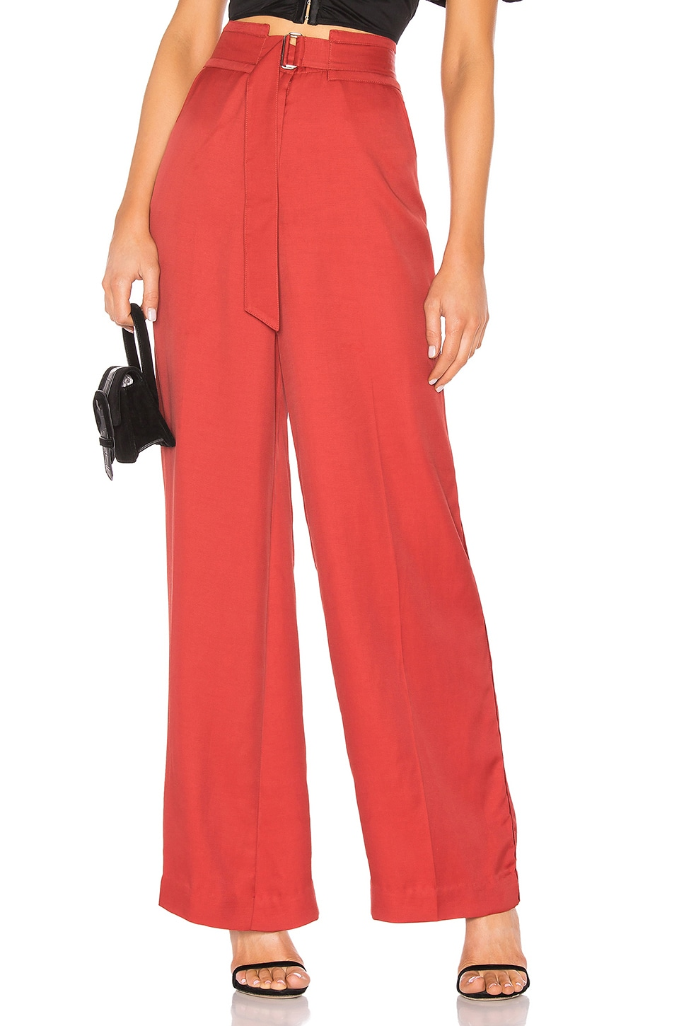 C/MEO Light Pant in Red