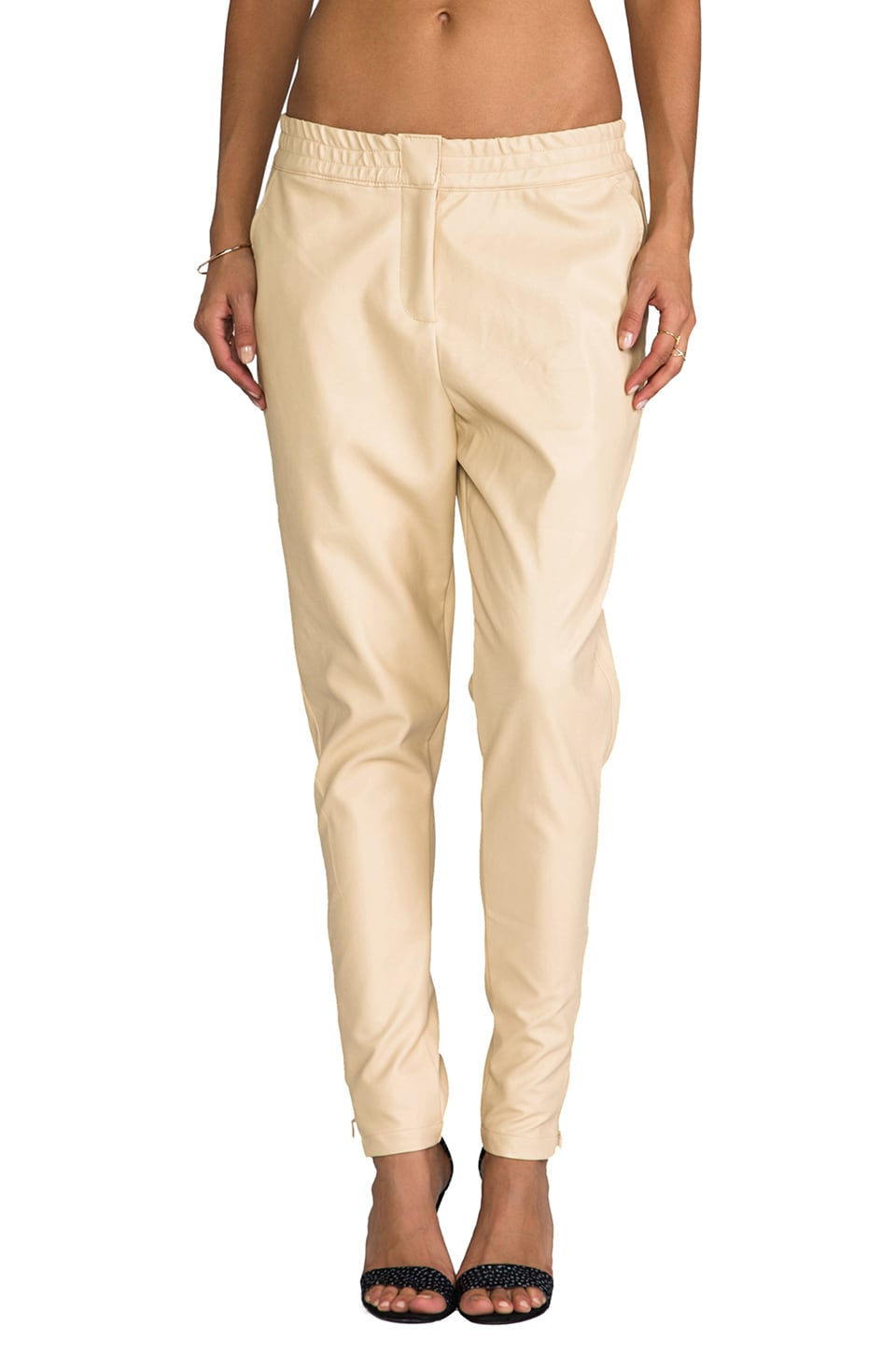 C/MEO Surface Pant in Nude