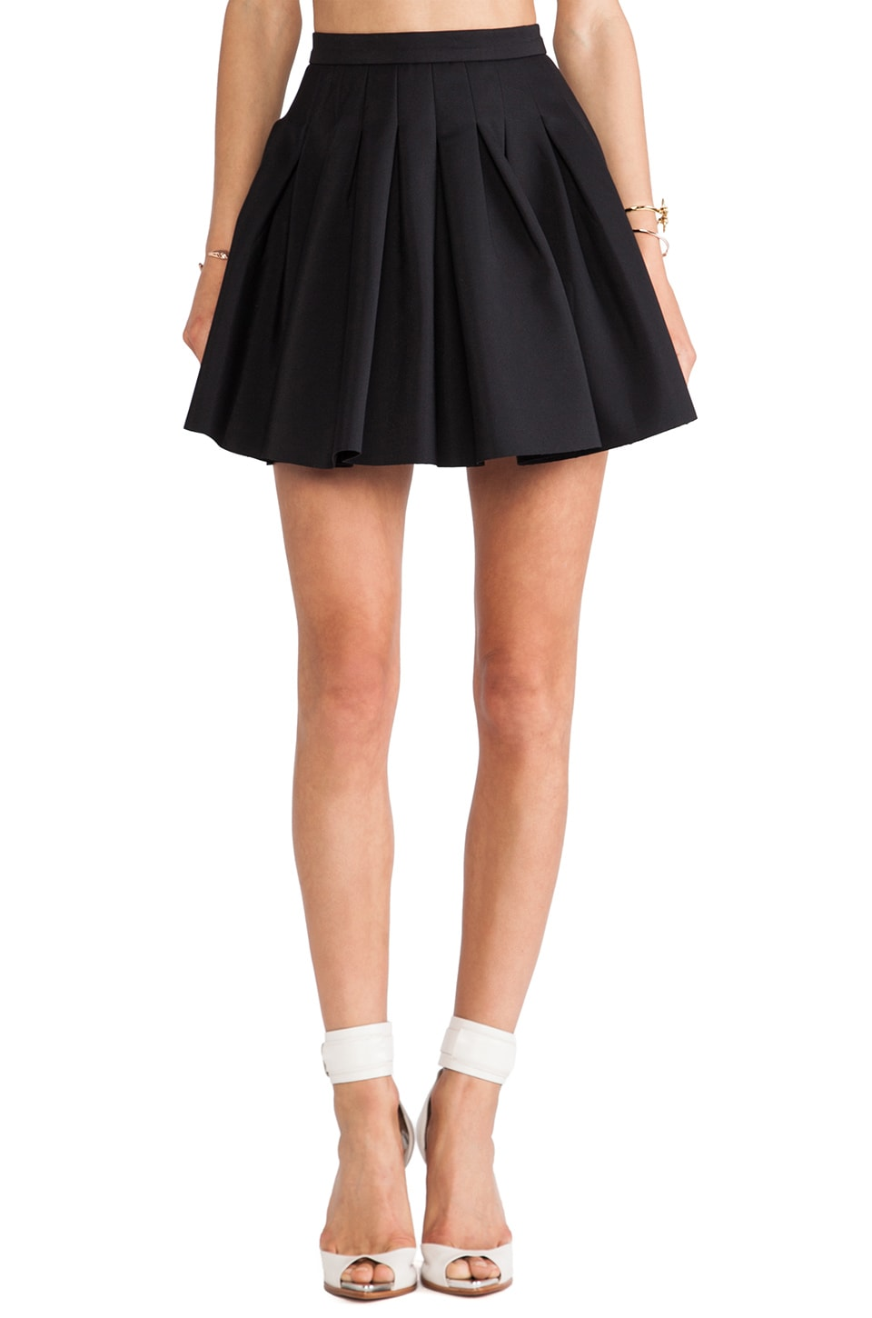 C/MEO One Life Skirt in Black