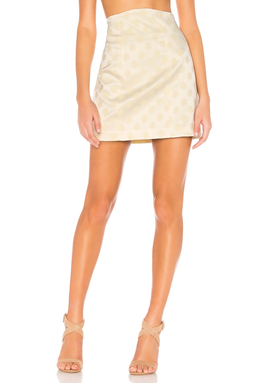 C/MEO Elate Skirt In Butter