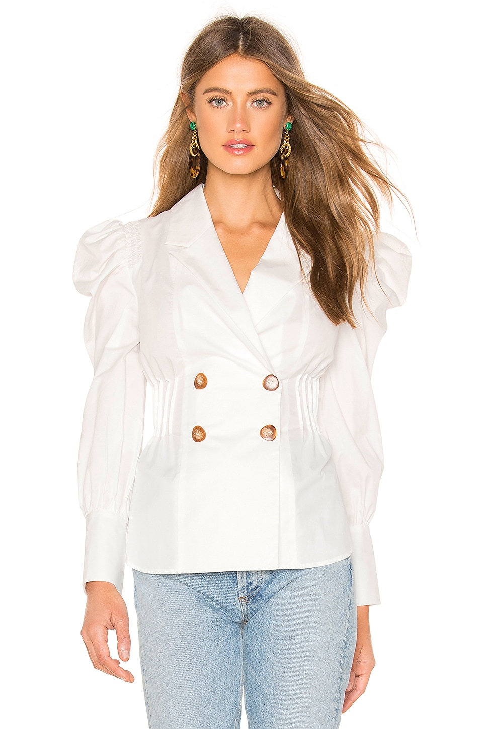 C/MEO Subscribe Top in White