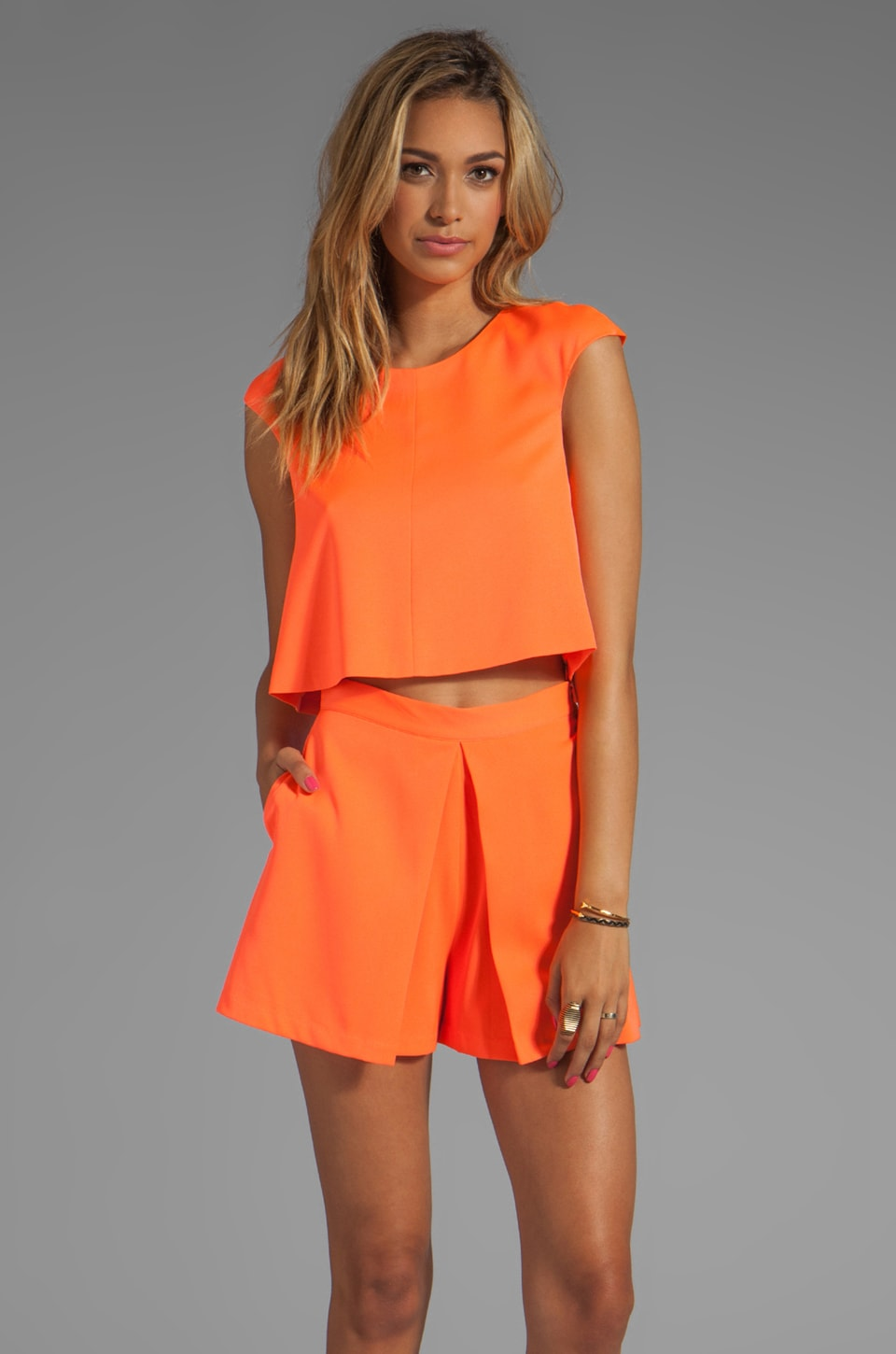C/MEO The Mystery Top in Flame