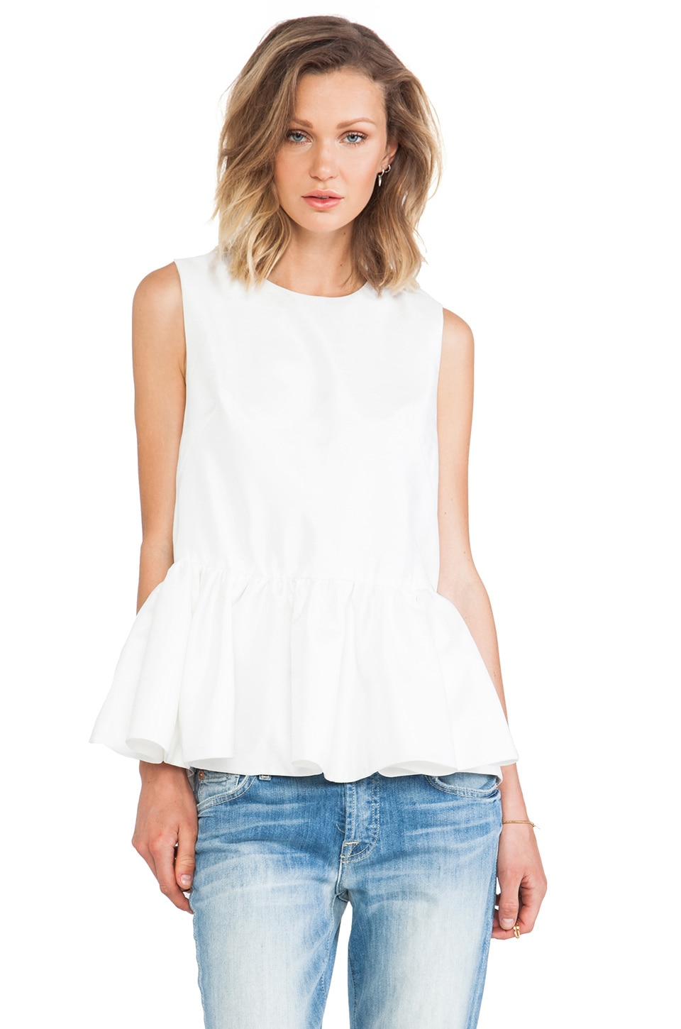 C/MEO With Fire Top in Ivory