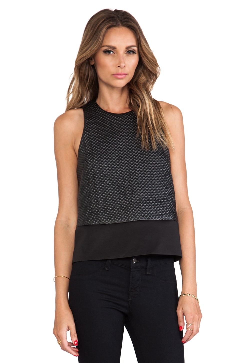 C/MEO The Better Top in Black
