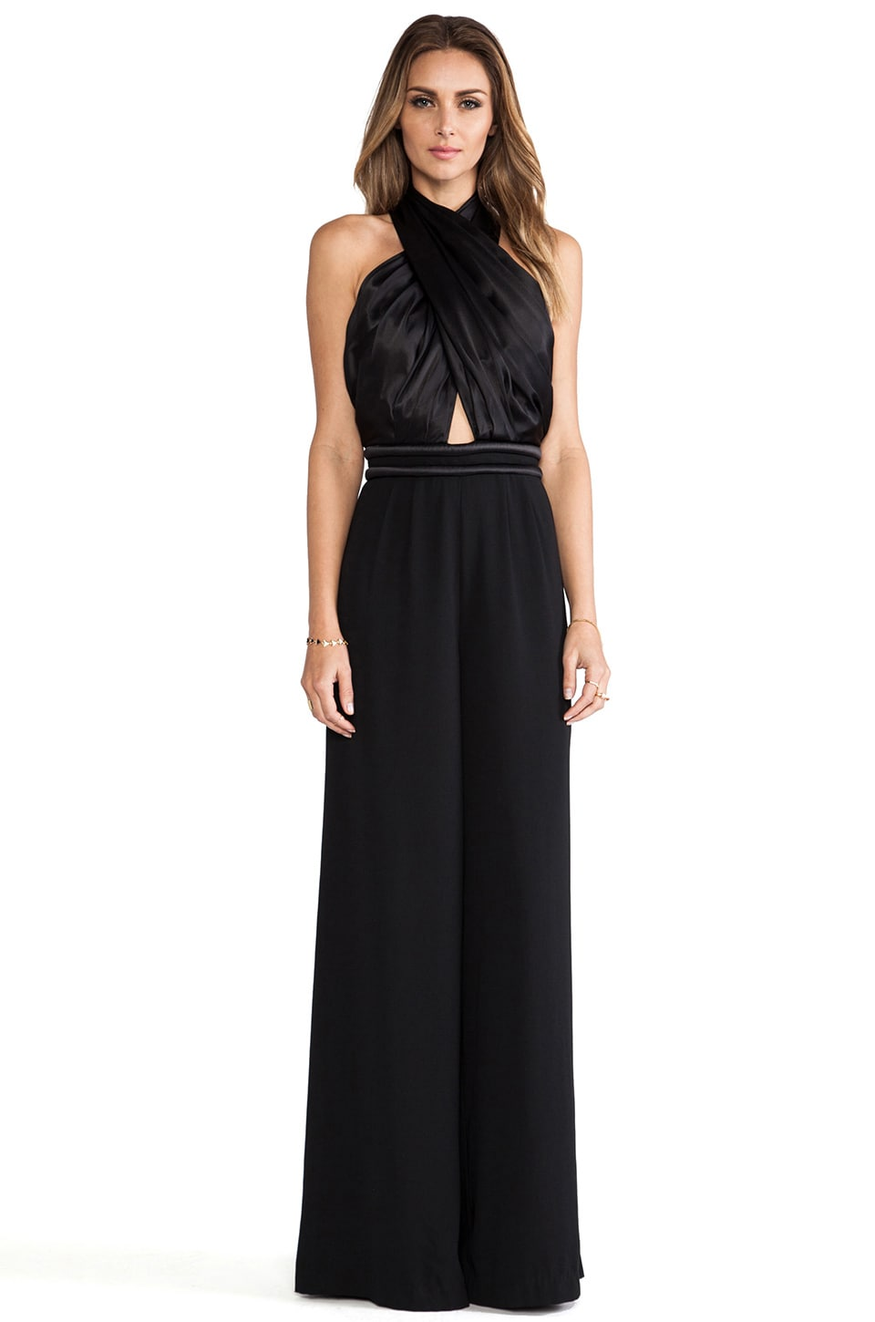 camilla and marc Default Jumpsuit in Black