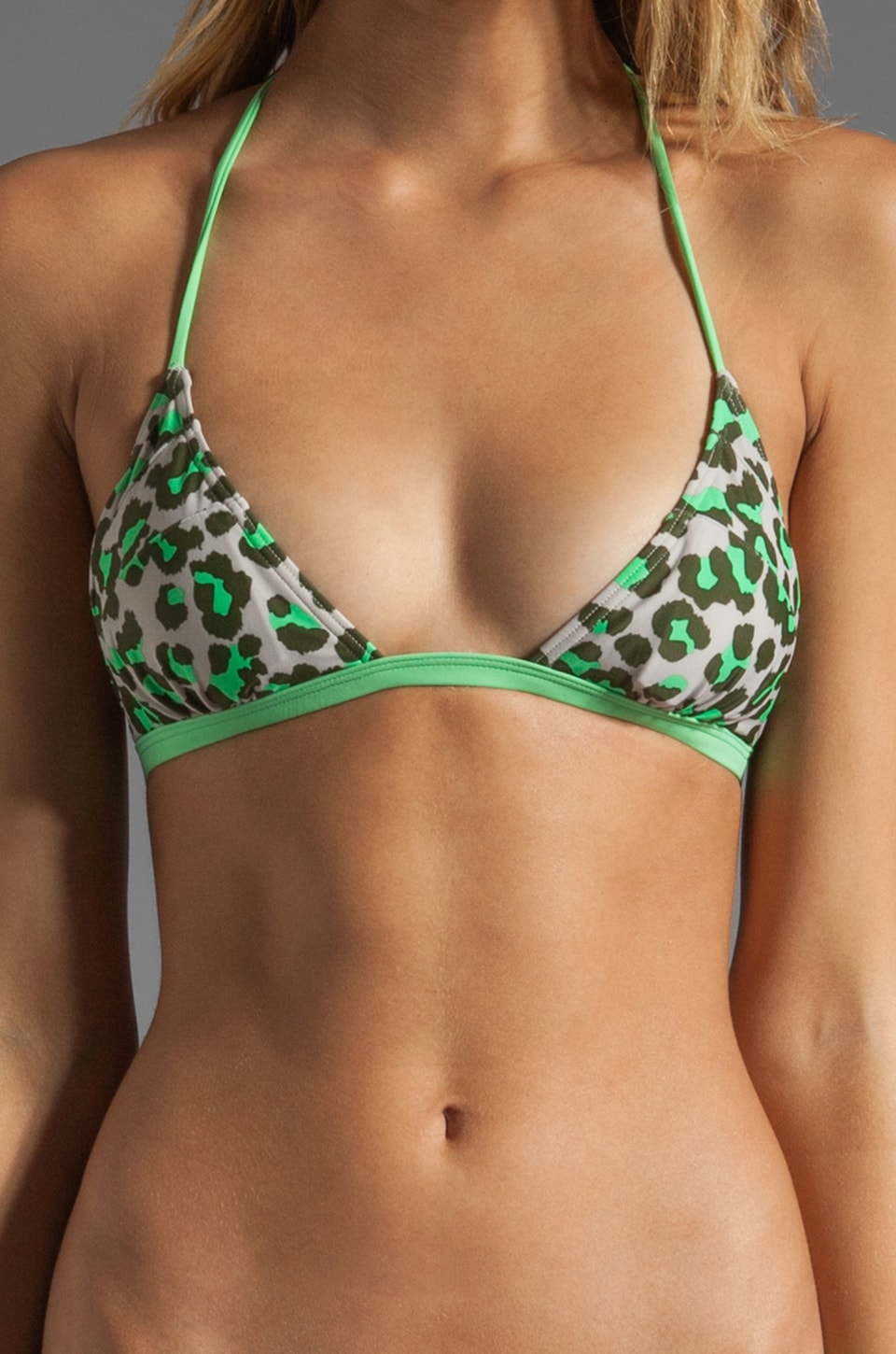 camilla and marc Lucia Bikini in Leopard Print