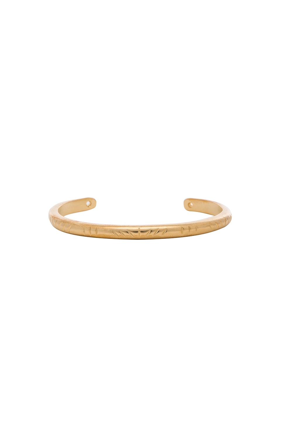 CAM Collector's Cuff in Desert Gold