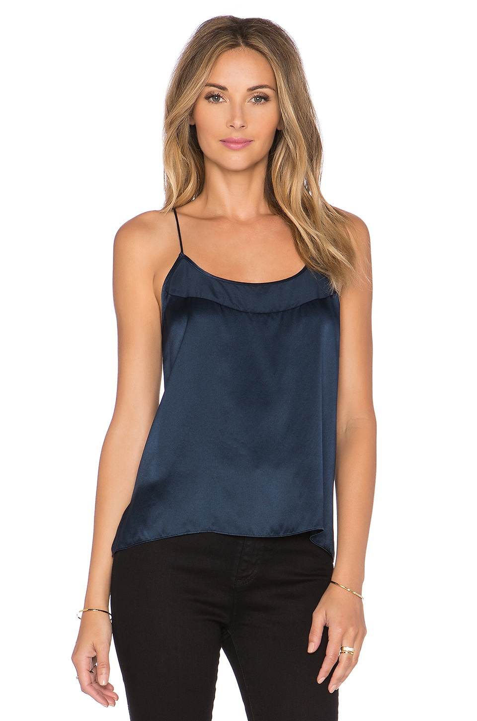 CAMI NYC The Alexa Cami in Navy