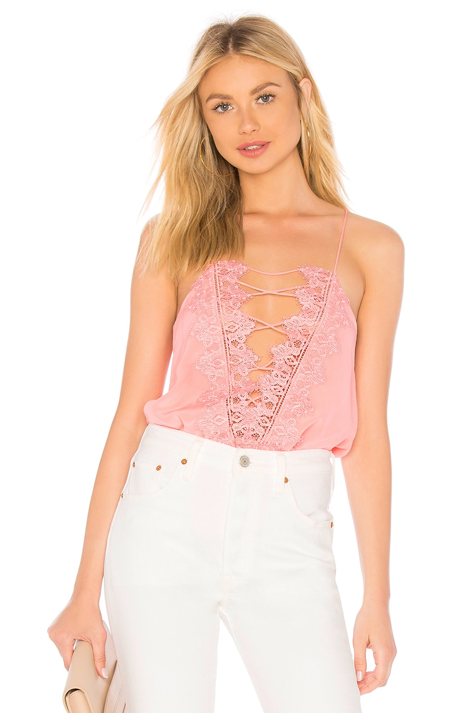 CAMI NYC The Charlie CDC Cami in Peony