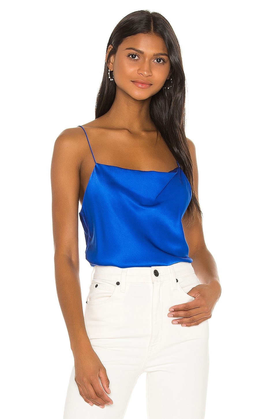 CAMI NYC The Axel Cami in Cobalt