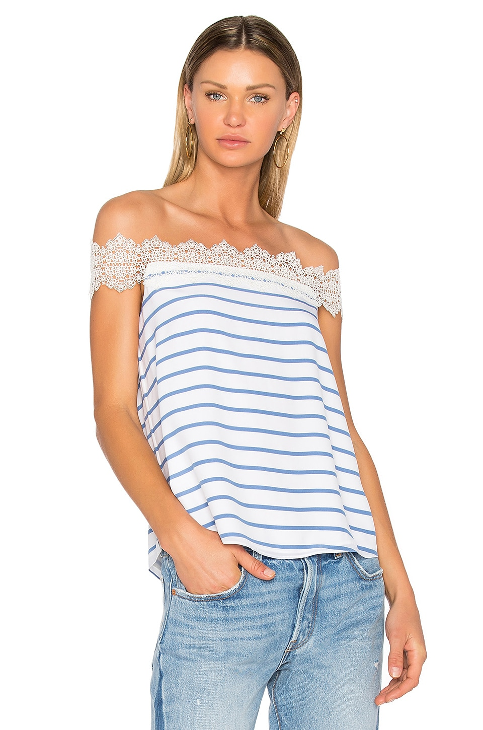 The Dayna Top by Cami Nyc