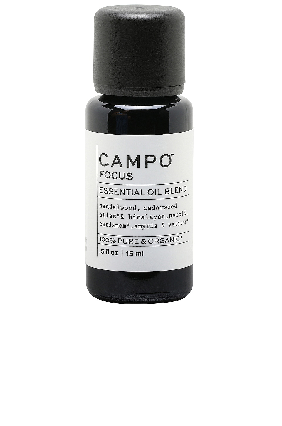 CAMPO Focus-Grounding Blend 100% Pure Essential Oil Blend in Beauty: Na