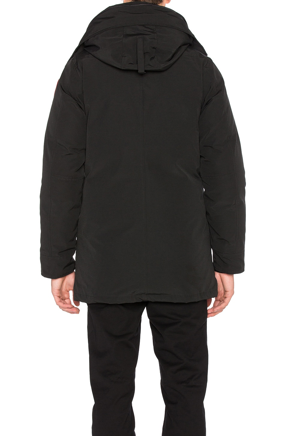 parka canada goose chateau review