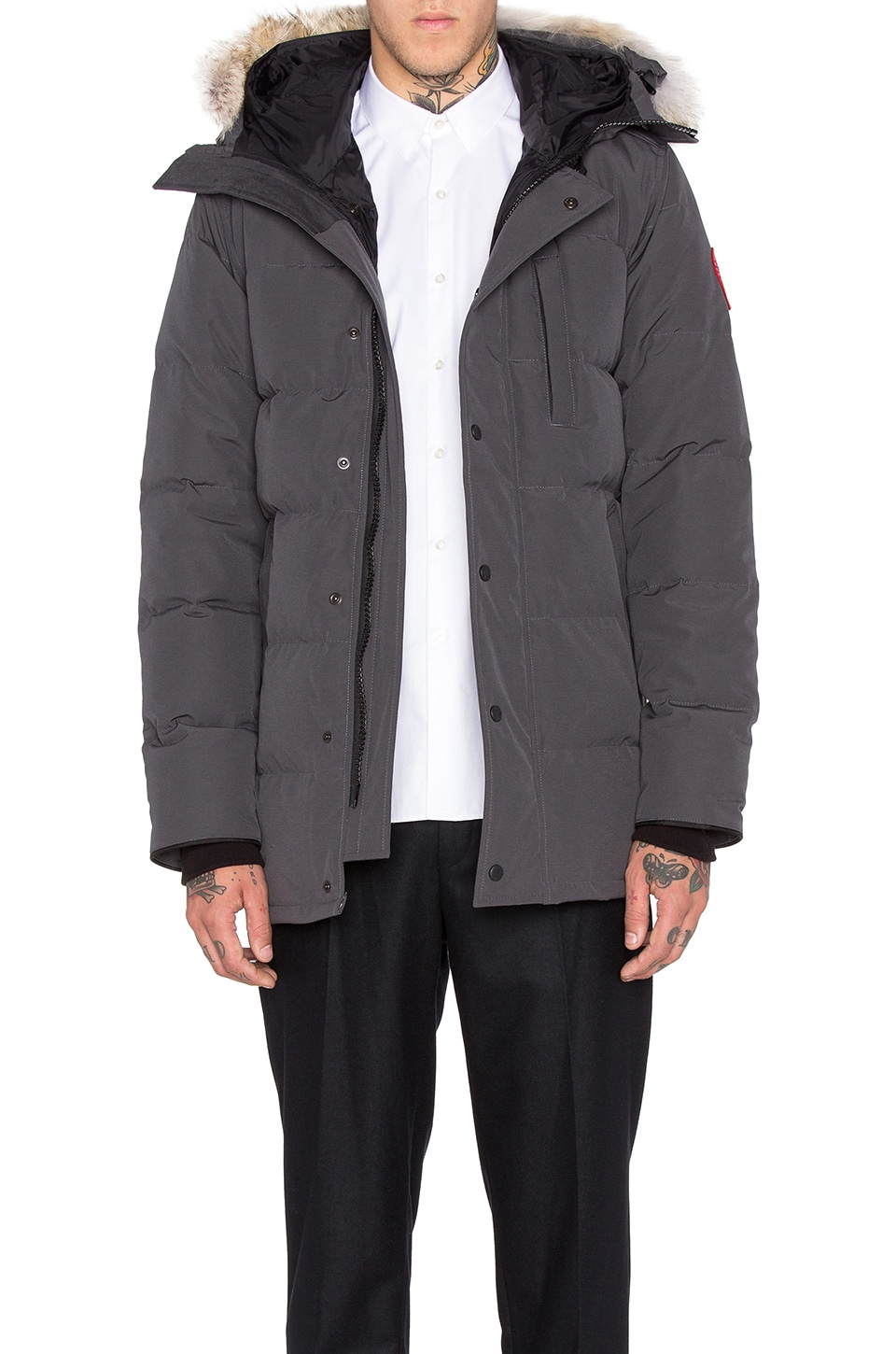 Good or not? I tried out the Canada Goose parka... - Kinowear