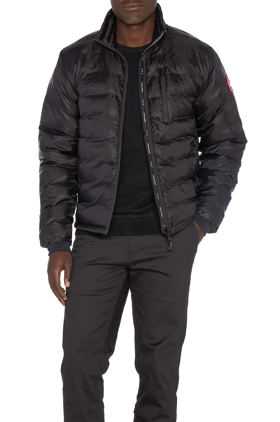 Lodge Down Jacket by Canada Goose
