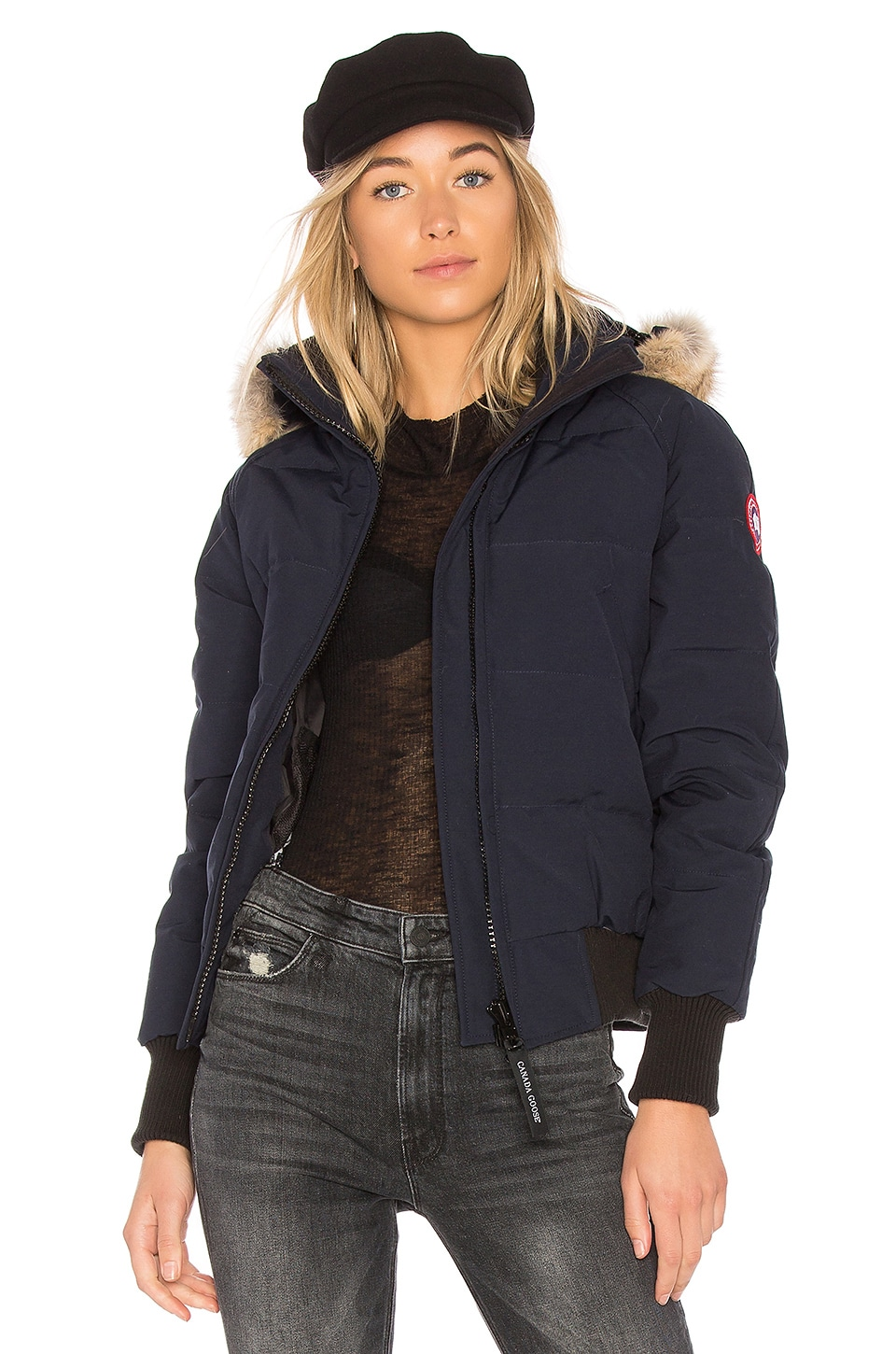 canada goose Bombers Admiral Blue
