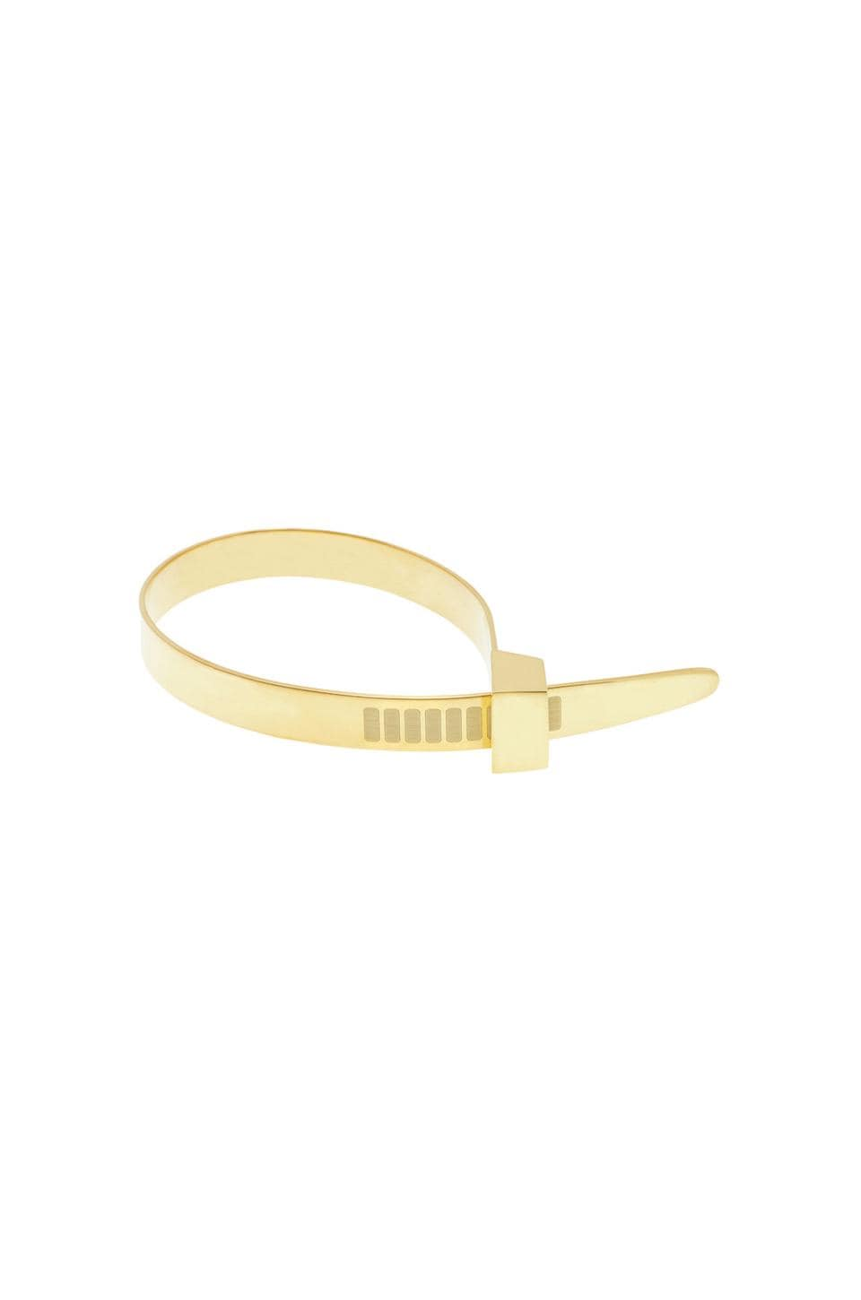 Cast of Vices Bracelet in Gold