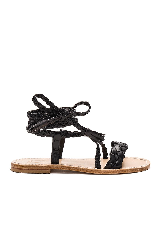Faito Sandal by Capri Positano