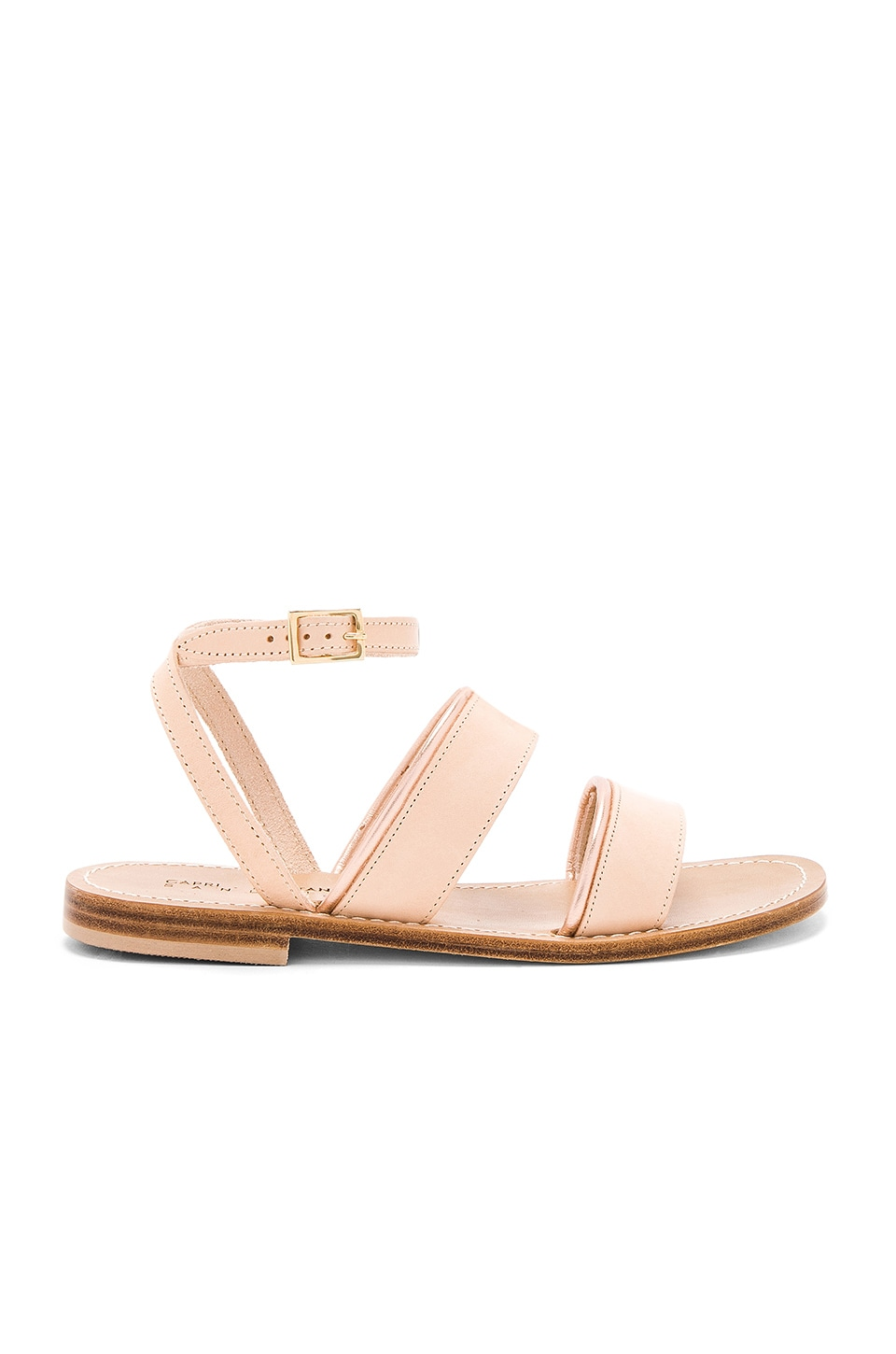 Shop Capri Positano Classic Classic Band Trim Sandal shoes