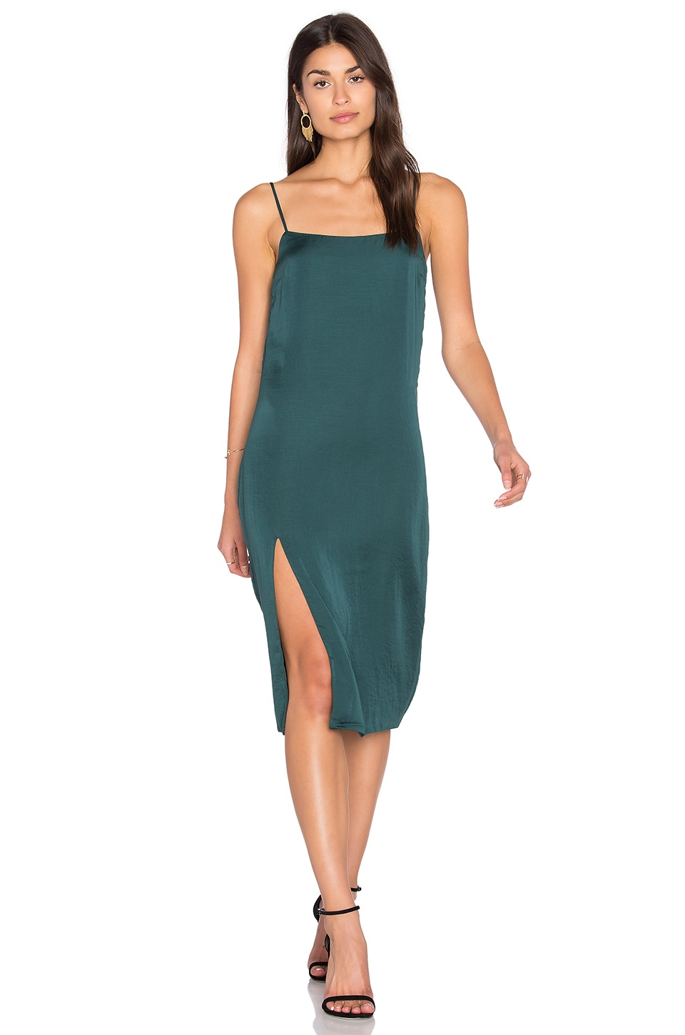 Midi Slip Dress by Capulet