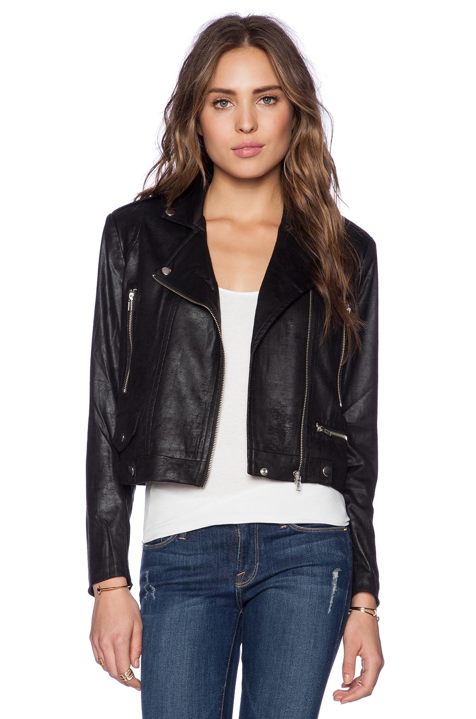 Leather Jackets For Teen Girls - Jacket