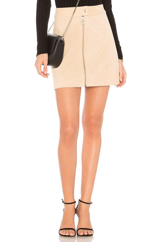 Capulet Nadya Mini Skirt in Bone