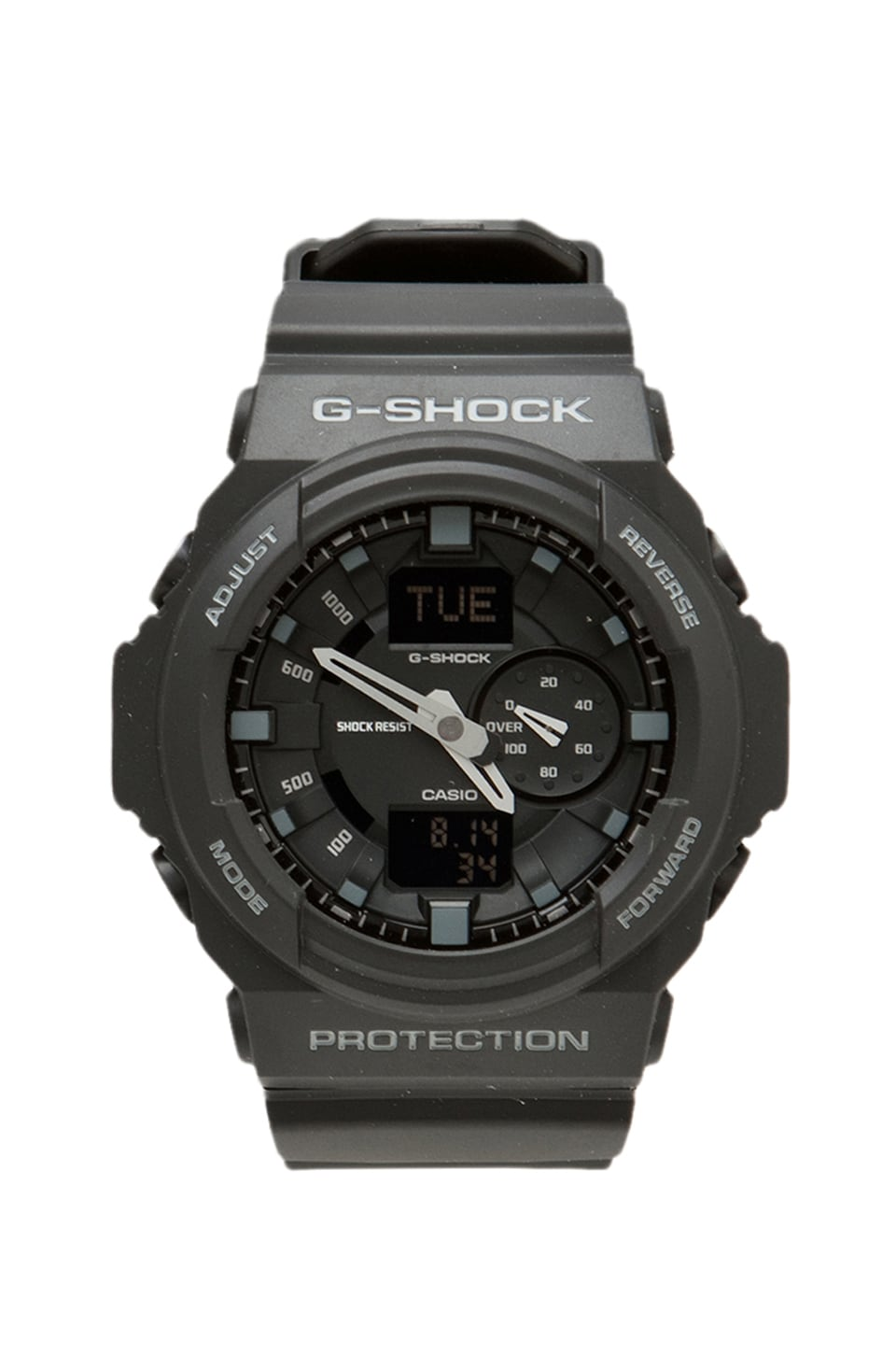 G-Shock GA-150 Black in Black