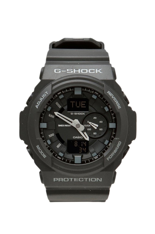 G-Shock GA-150 Black in Black