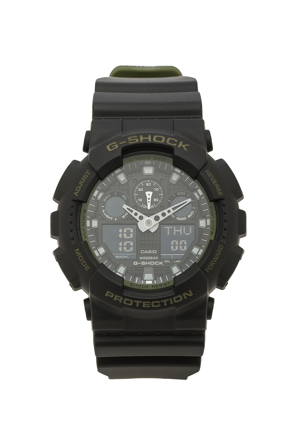 GA-100 Military Series by G-Shock