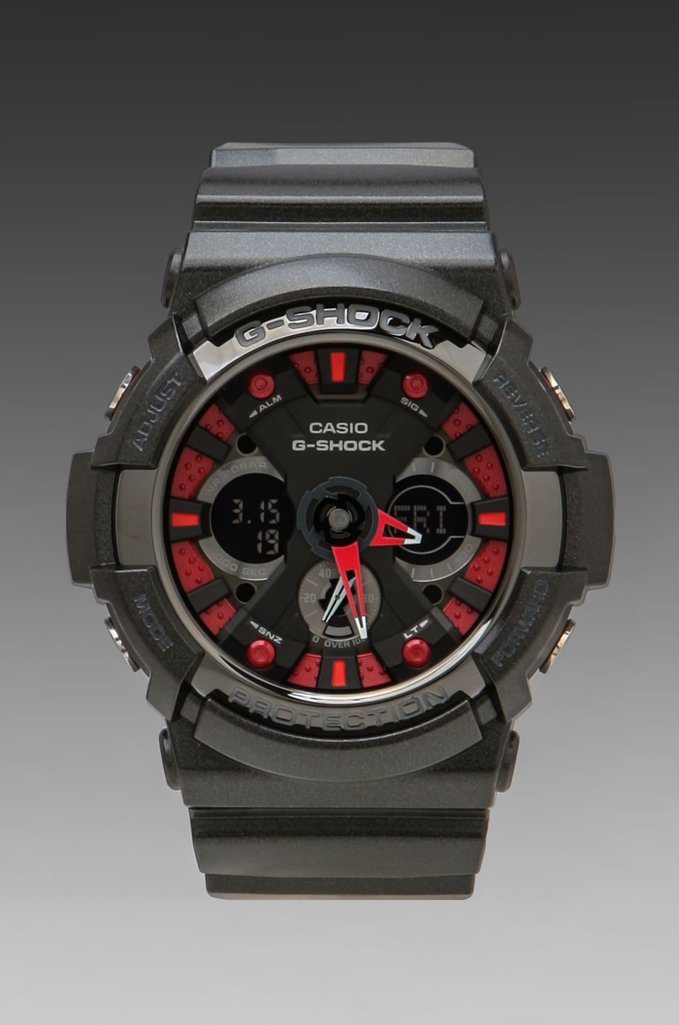 G-Shock GA-200SH-1A in Black