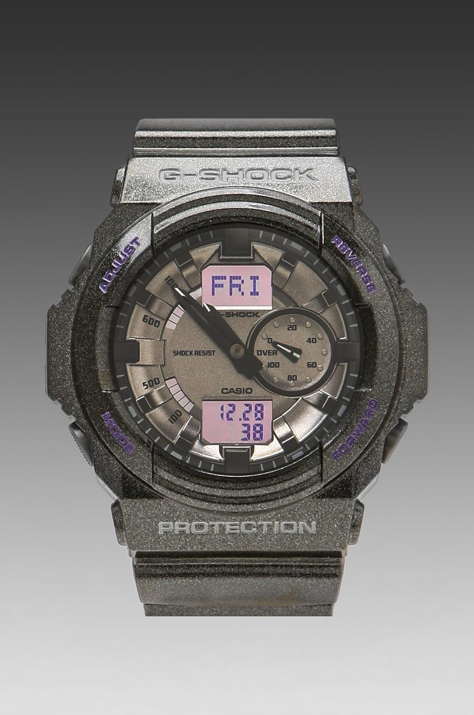 G-Shock GA-150MF-8A in Black/Silver
