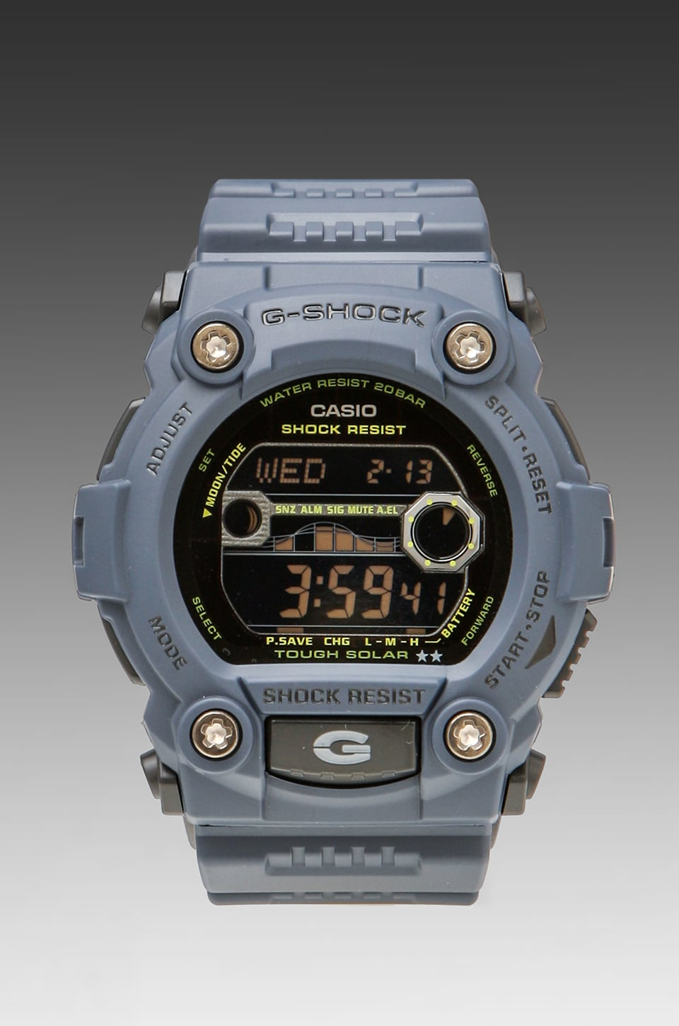 G-Shock GR-7900NV-2 in Military Navy
