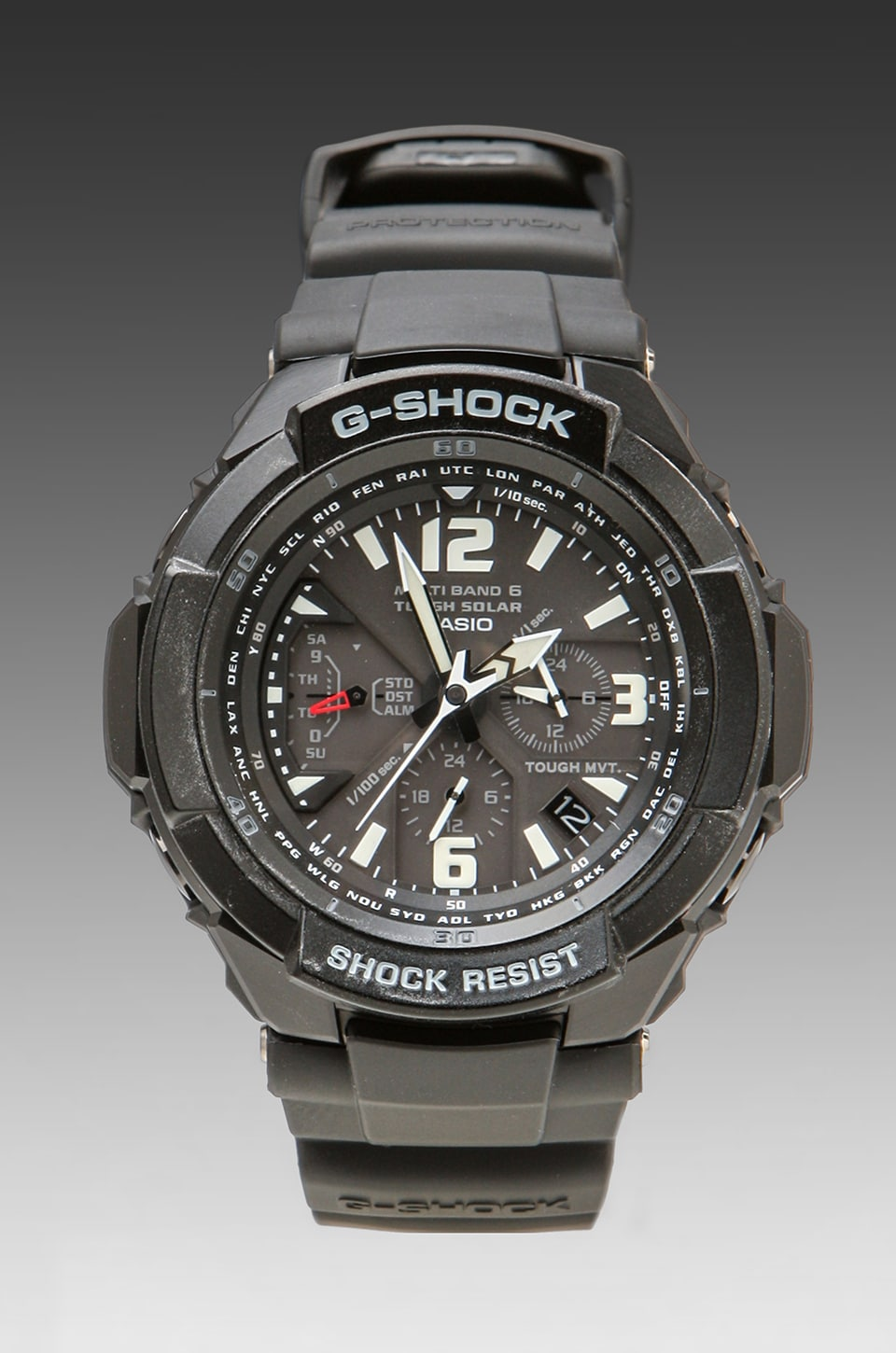 G-Shock G-Aviation GW-3000BB-1A in Black