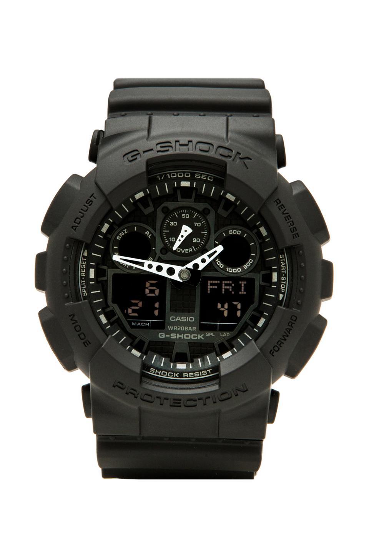 G-Shock Big Combi Military Series in Black